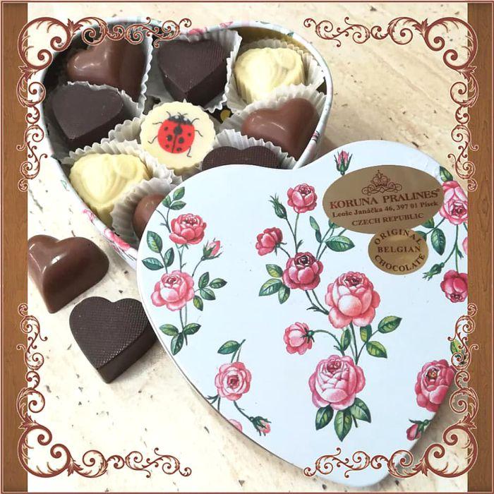 dárková čokoláda