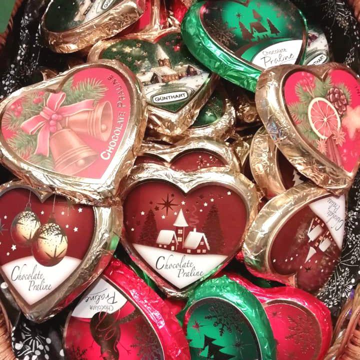 daruj srdce z belgické čokolády