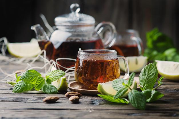 prodej čajů